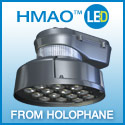 LED High Mast Lighting from Holophane Reduces Energy & Maintenance Costs