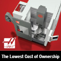 The largest CNC machine tool builder in the Western World