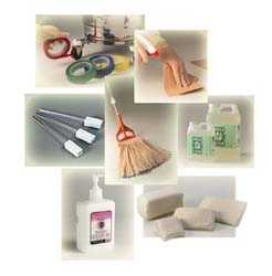Common Cleanroom Cleaning Tools