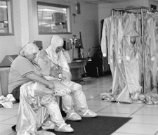 Contemporary Cleanroom Suit Technology