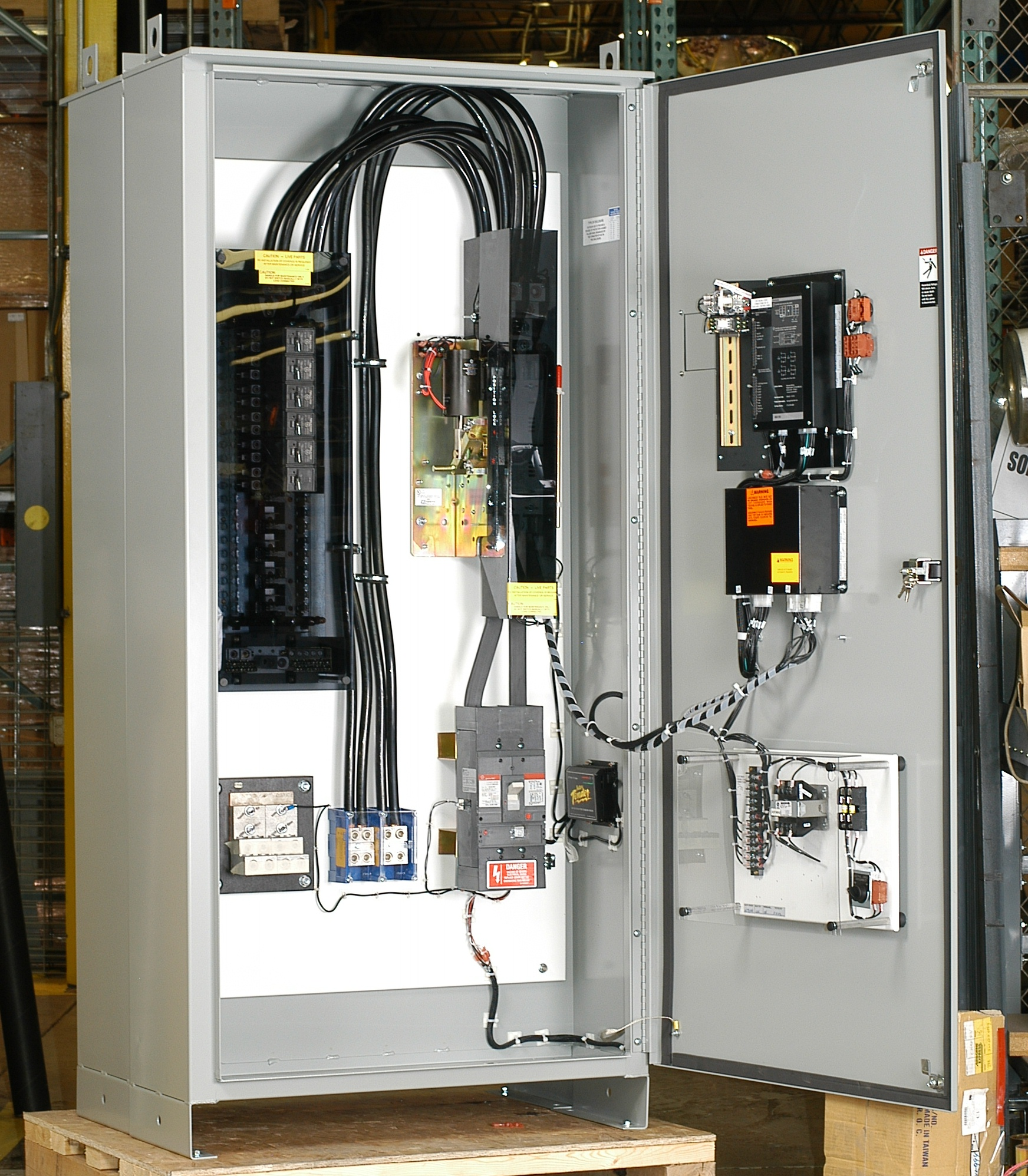Fireproof Electric Enclosures