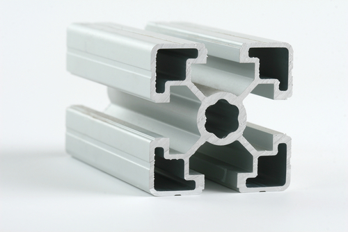 Product Aluminium Sections : Aluminum extrusion in construction