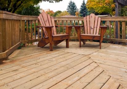 Deck Restoration Methods