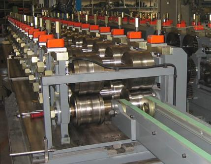 Rotary Punching Applications In Roll Forming