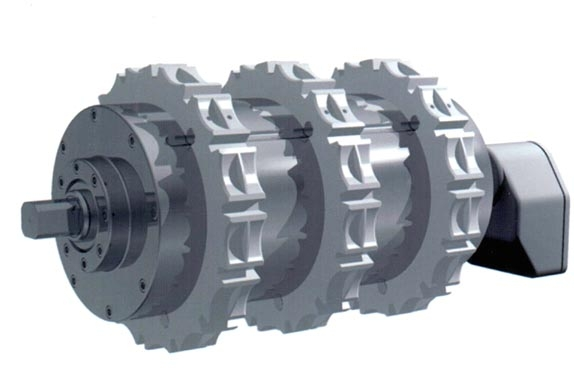 Usda Approved Drum Motor Drives With Sprockets Ideal Alternative To External Drives For Food