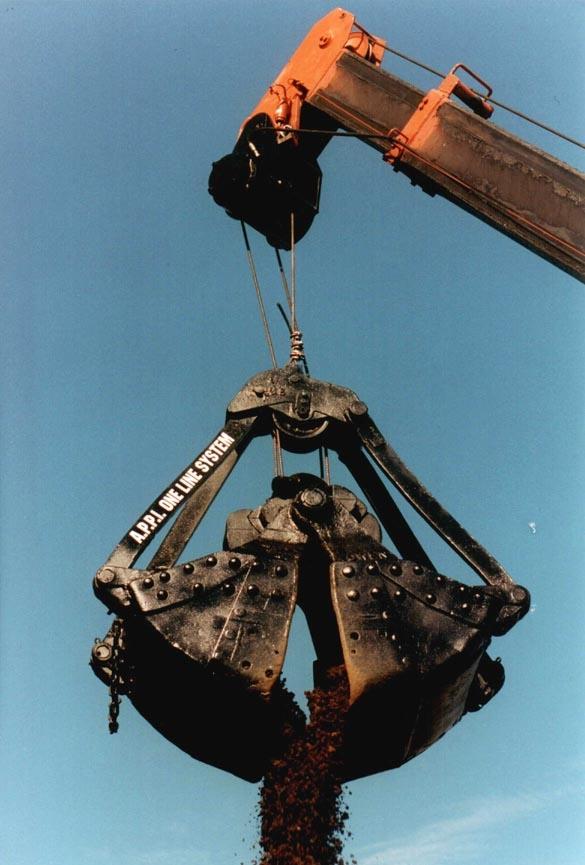 Chandelier Motor Crane