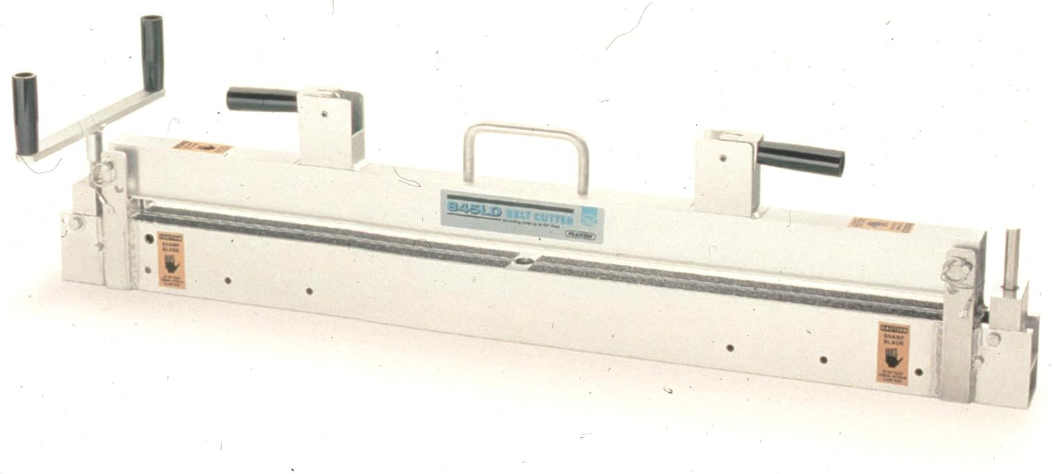New Clipper R 845ld Aluminum Conveyor Belt Cutter From
