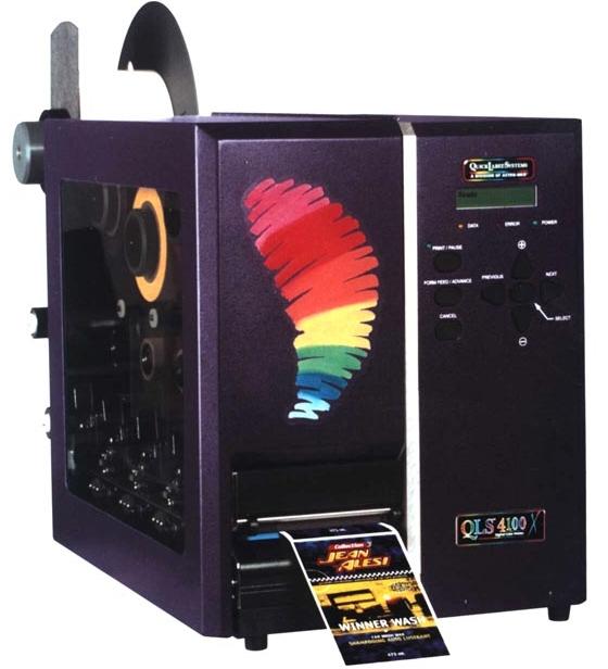 New Full-Color Digital Label Printer; Instantly Prints