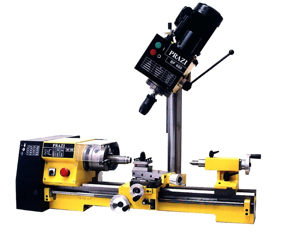 Lathe Mill Drill Combo - Bolton Tools