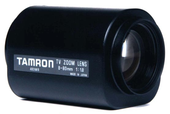Tamron Releases Compact 10x Motorized Zooms