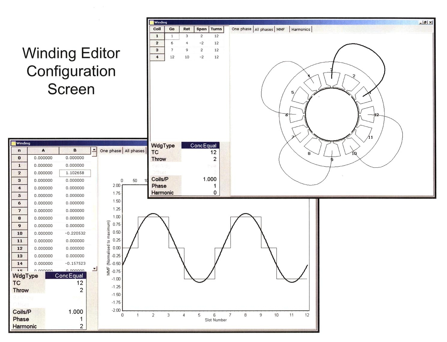 Ac Induction Motor Design Software 28 Images