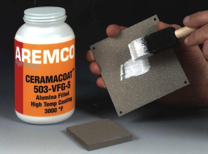 Ceramic Heat Resistant Spray Paint