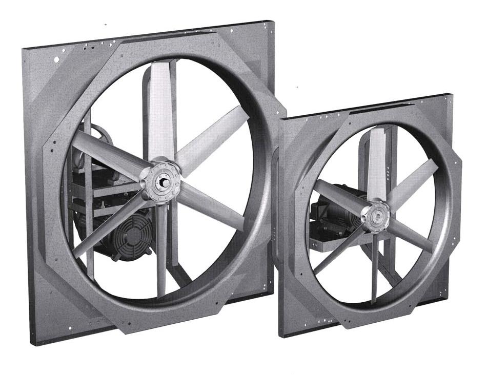 Greenheck Fans Propeller : Greenheck introduces sidewall reversible fans