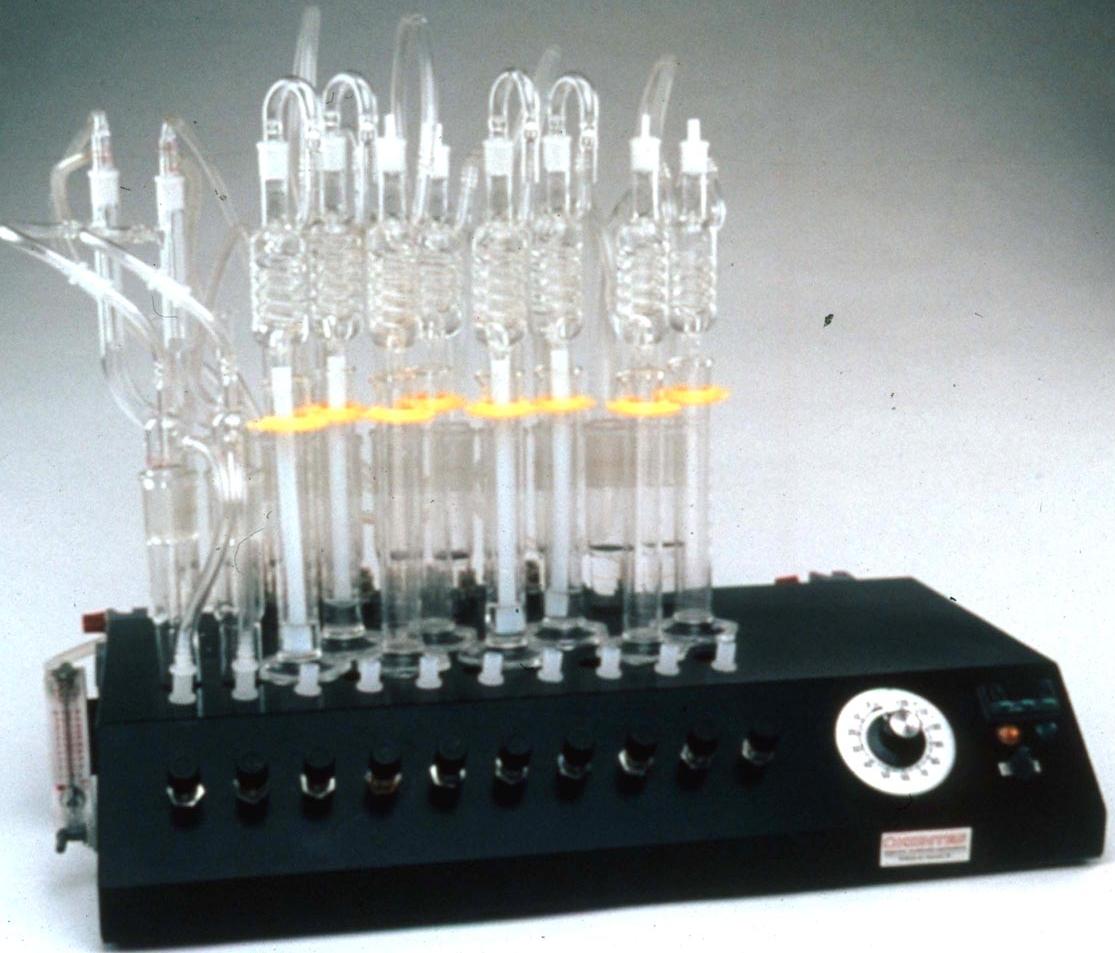 Midi Vap Tm 2000 Distillation Systems Available For