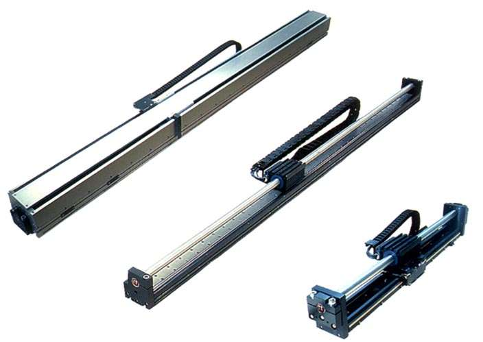 thk introduces type rdm coreless linear motor actuator