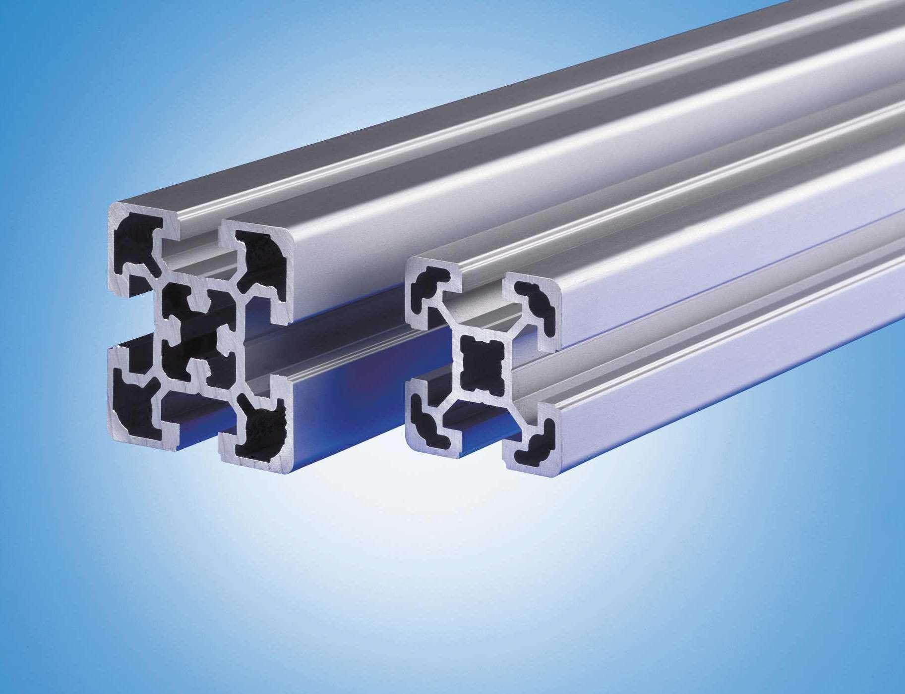 Extruded Aluminum February 2016