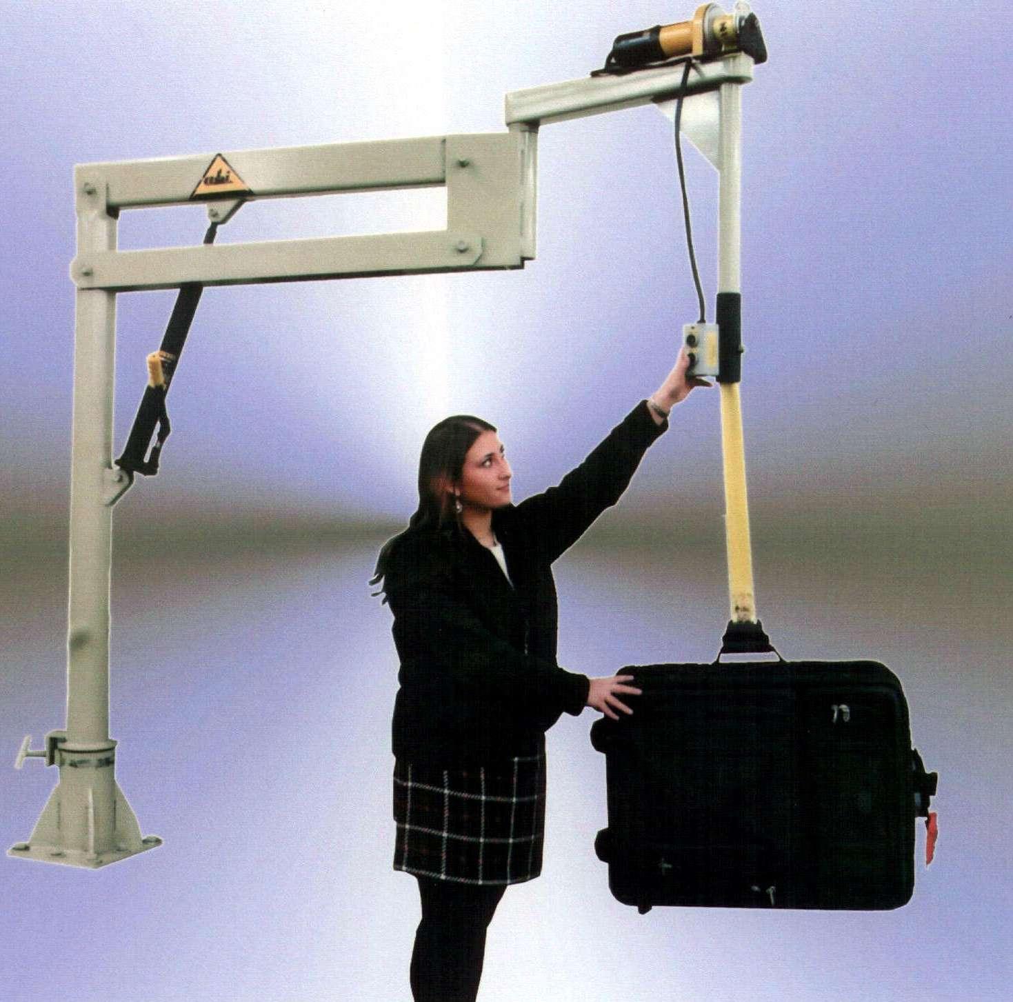 Ergonomic Industrial Manipulator : New luggage handling ergonomic manipulator simple fast