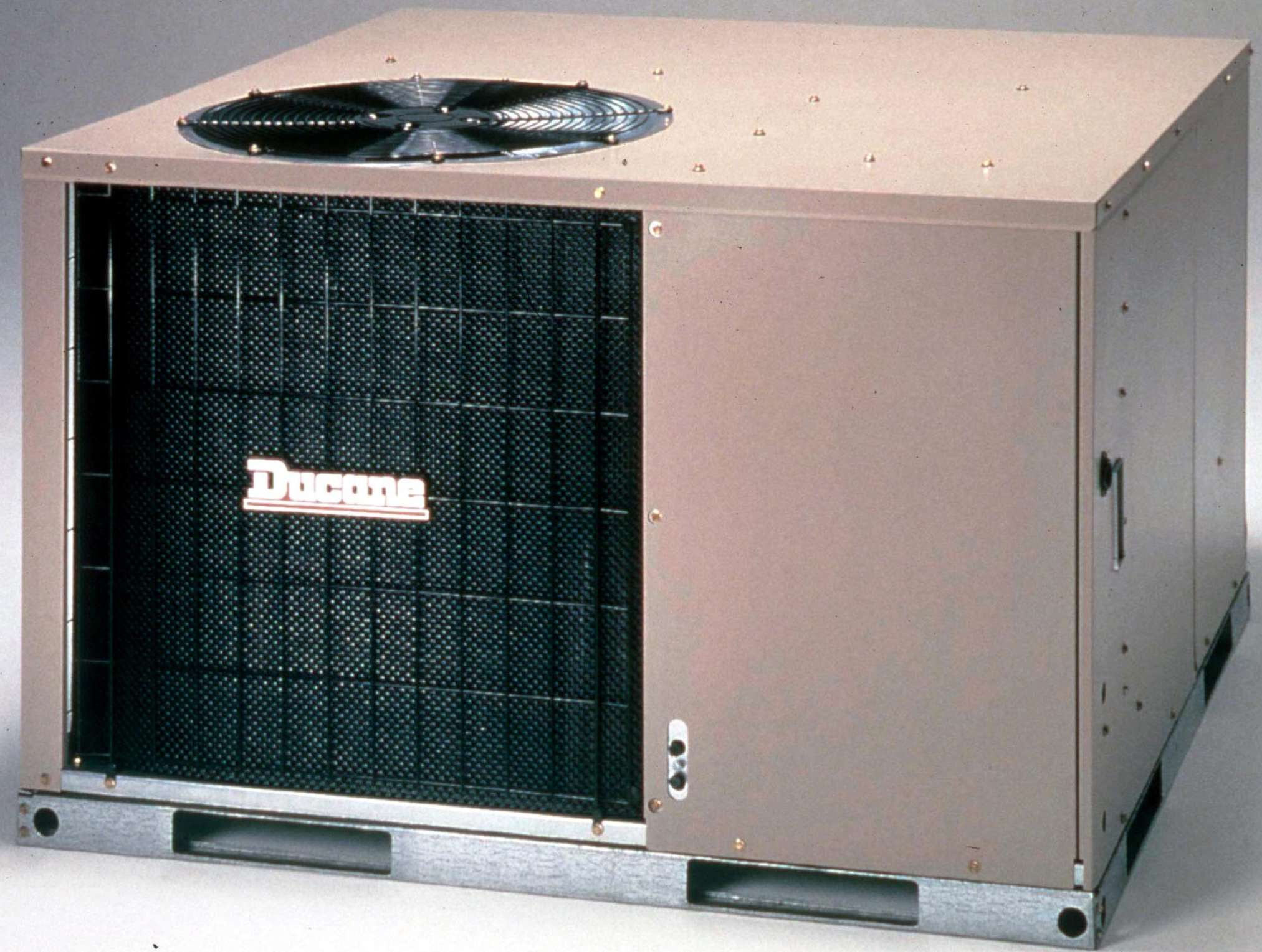 Indoor Heating And Cooling Units : Ducane s single package gas electric sg b offers