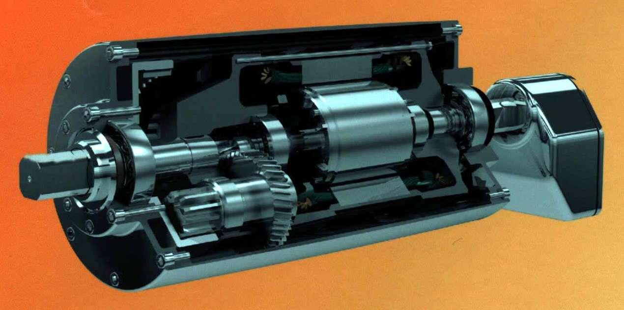 Heavy Duty Conveyor Belt Drum Motor Drives For Corrosive