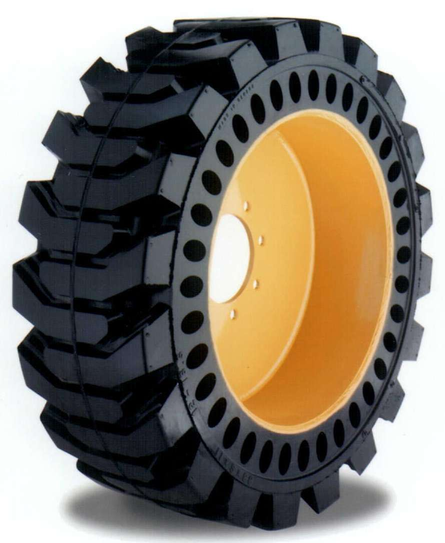 Skid steer loader tires perform severe conditions caterpillar