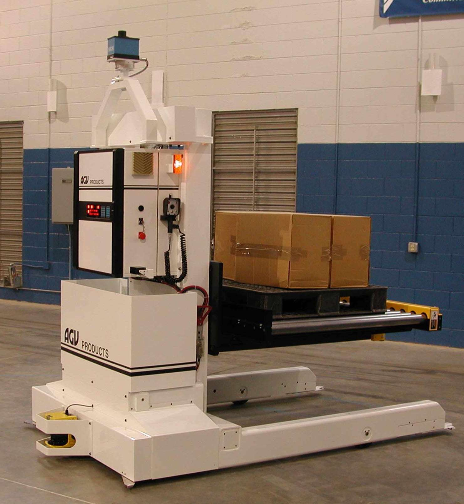 Agv Products Displays New Ergonomically Designed Laser