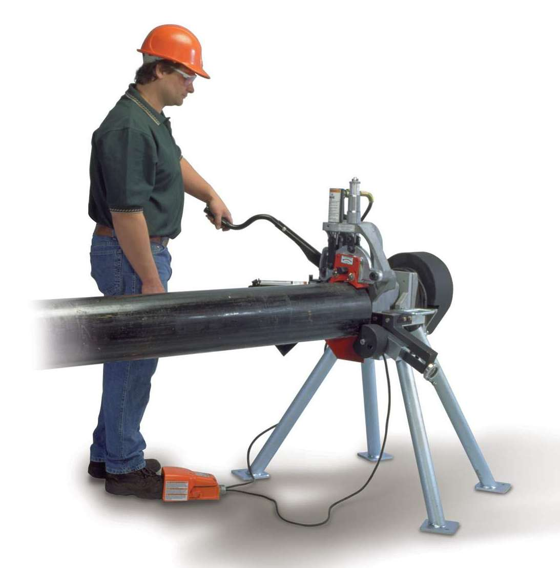 victaulic groover machine