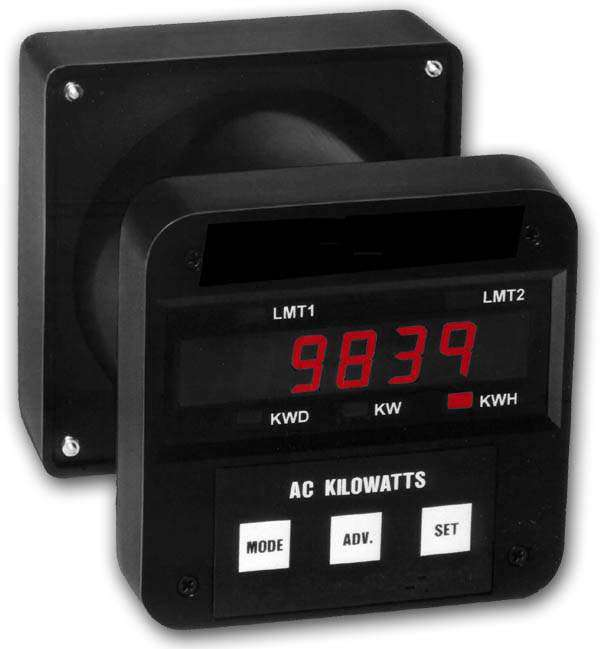 Power Demand Meter : Eig introduces low cost energy demand meter with modbus