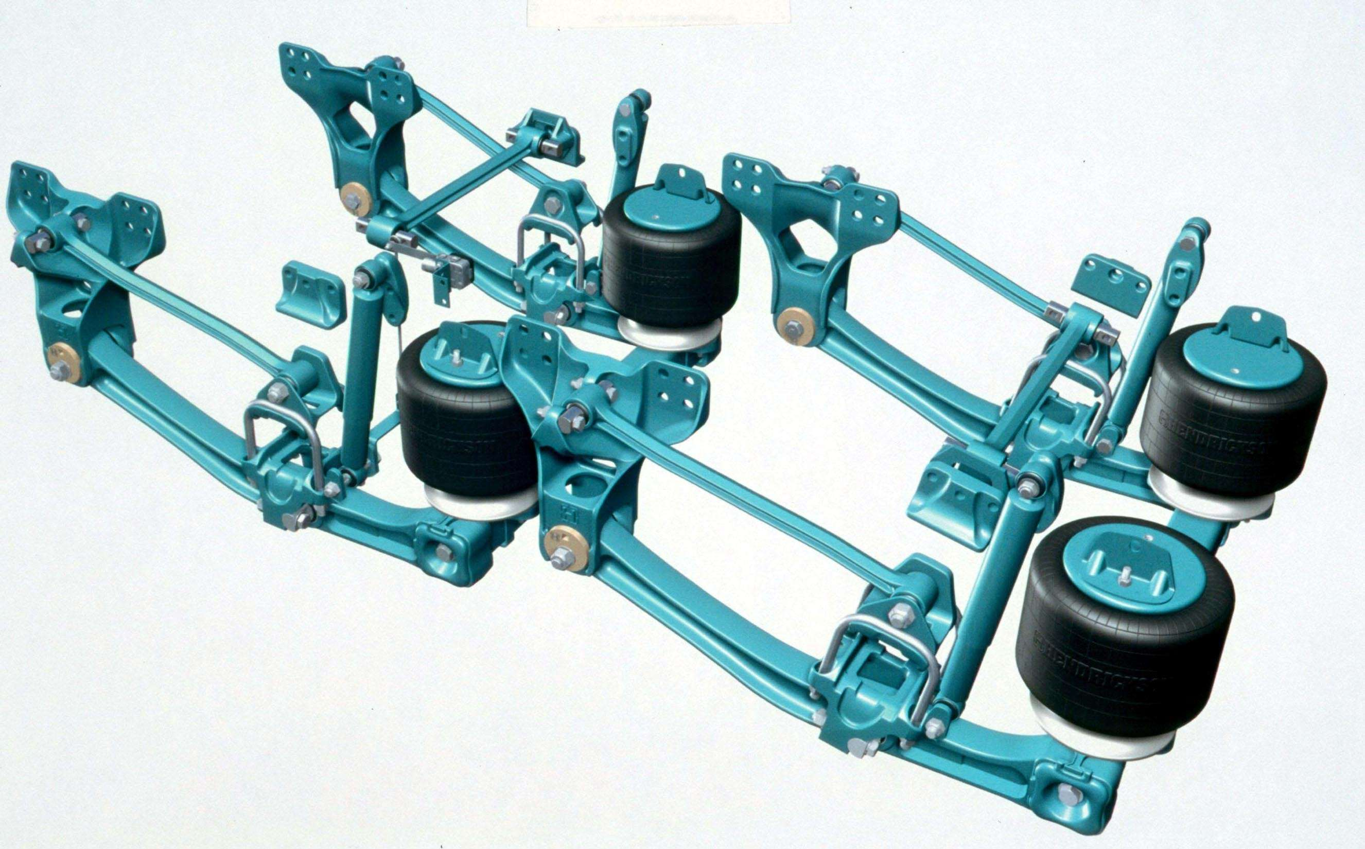 Hendrickson Air Ride Suspension