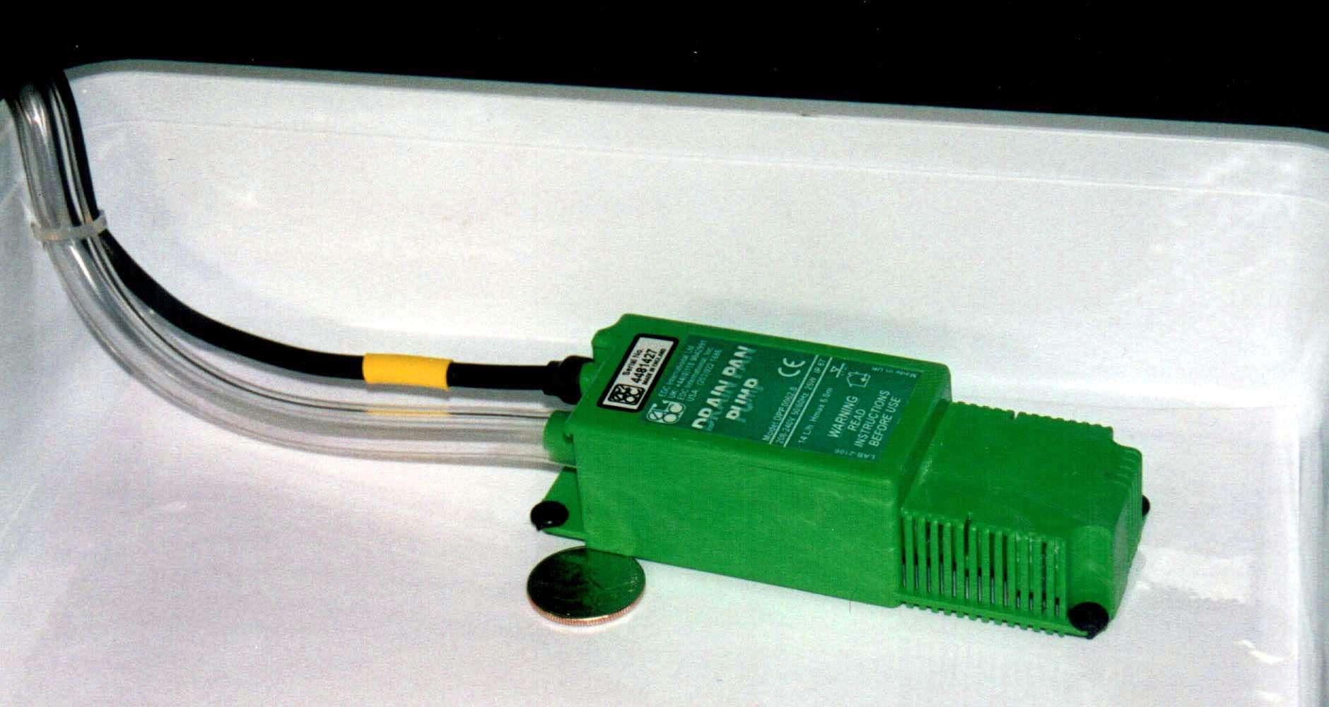 Drain Pan Pump The Green Solution