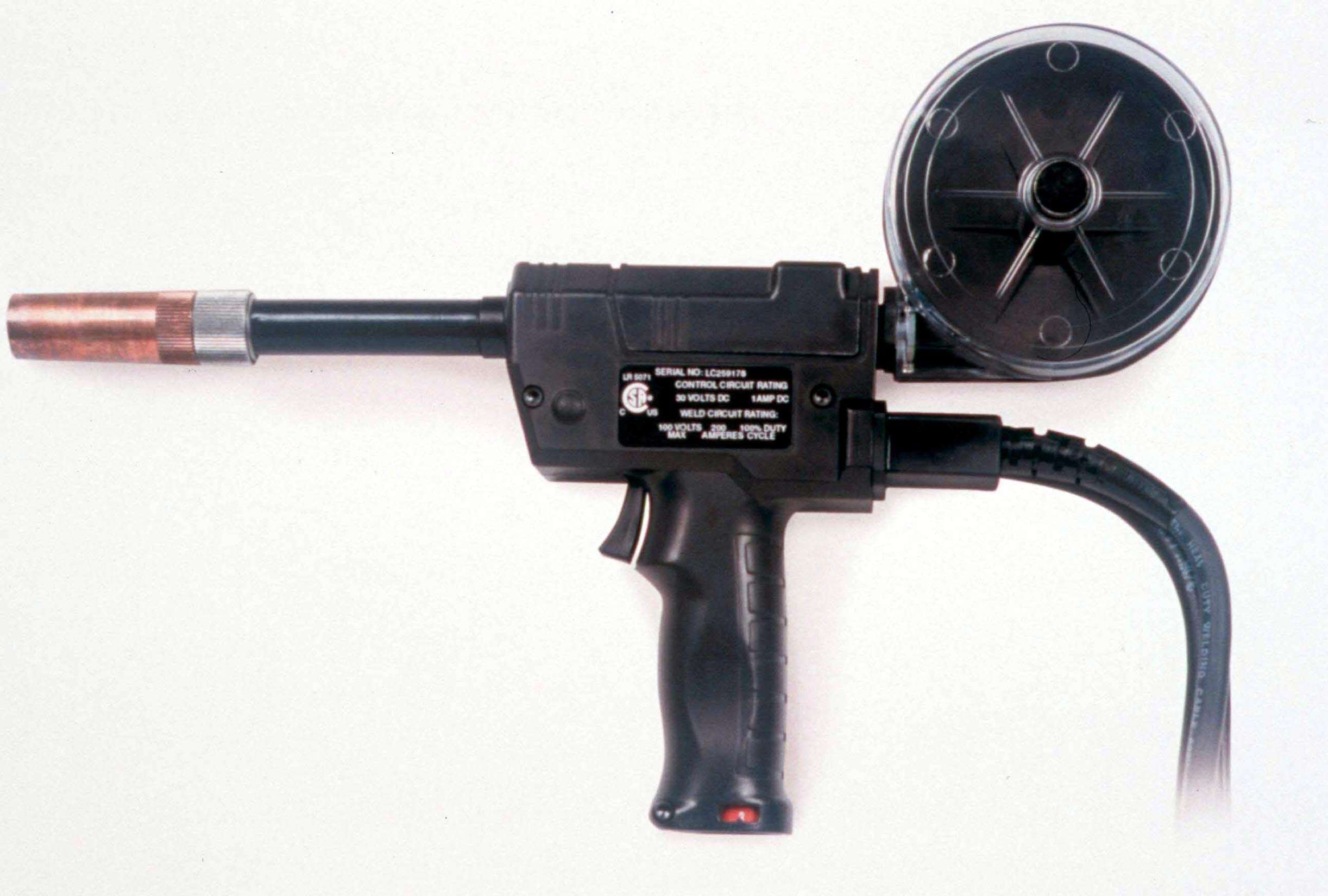 Aluminum Welding: Aluminum Welding Spool Gun