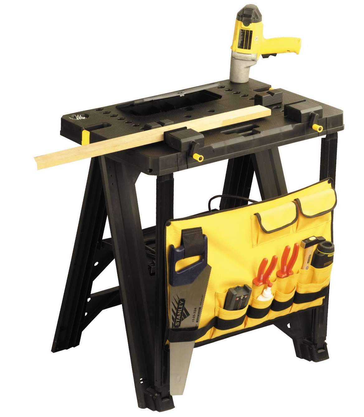 Stanley Bags A New Tool Storage Feature For Zag Folding Workbench