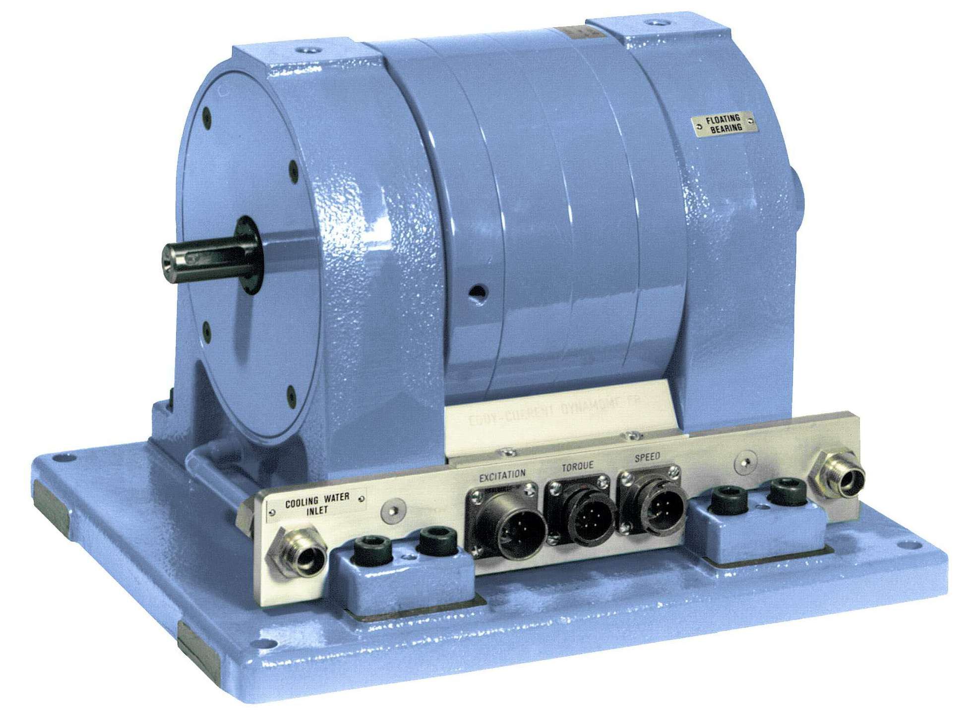 Dynamometers Electric motor dynamometer testing