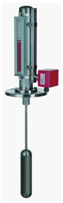 Top mounted ksr kuebler sight glass indicators ideal for