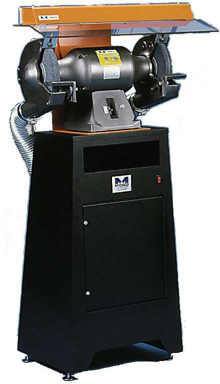 Midaco S New Grinder Guard And Grit Grabber Dust Collector