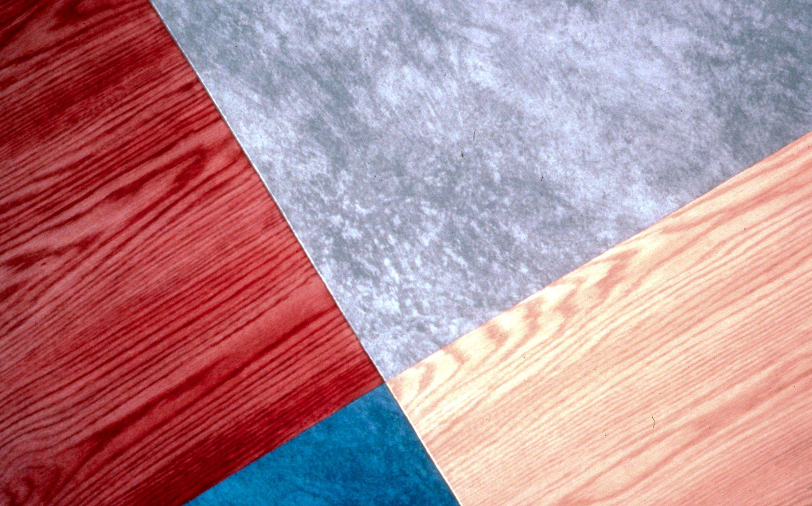 Floor tile adhesive for wooden floors