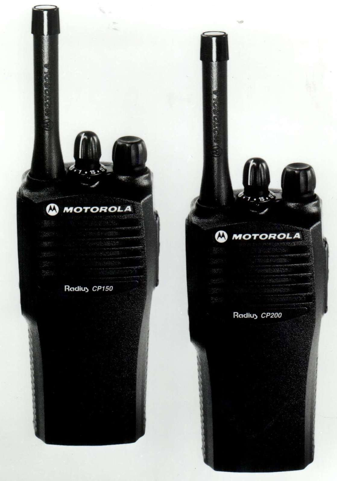 A two-way radio