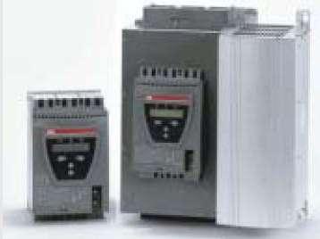 Устройства плавного пуска PST Series от ABB включают HMI (интерфейс) с...