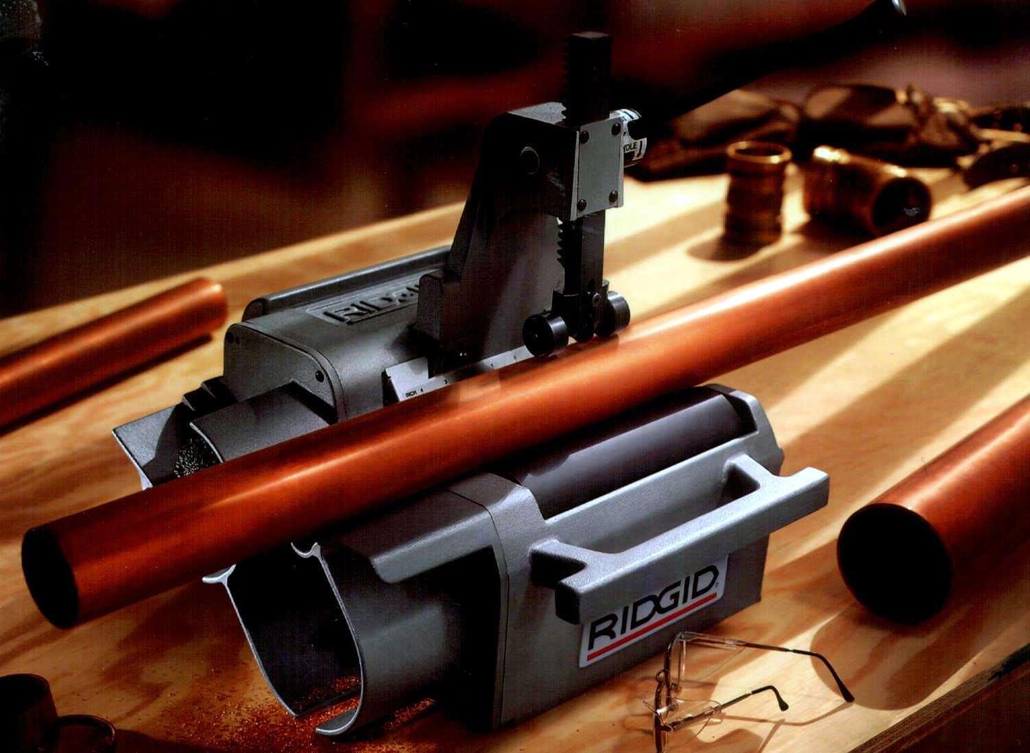 copper cutting machine
