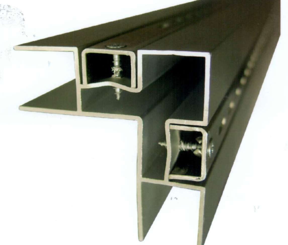 Aluminum Panel Connectors Provide Solutions to
