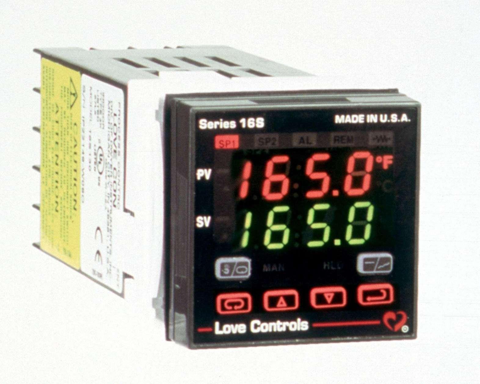 Temperature/Process Control includes assured soak capability. #AE291D