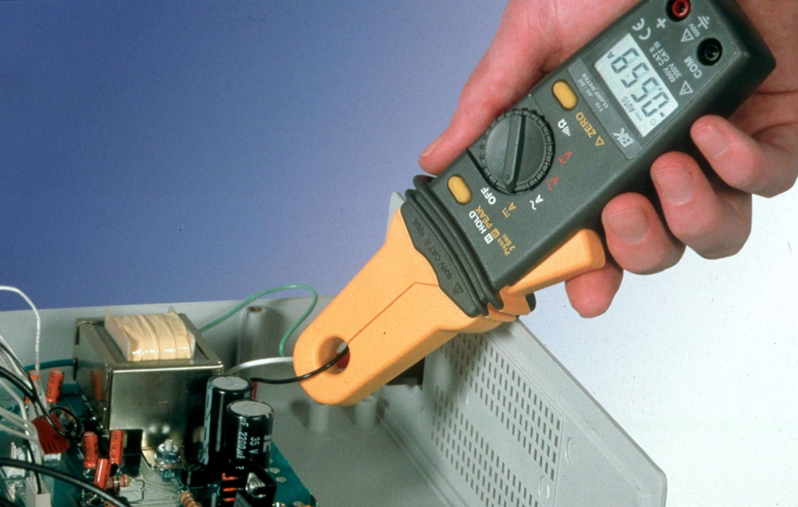 Clamp Meter How Much : How do u check a psu solved components tom s hardware