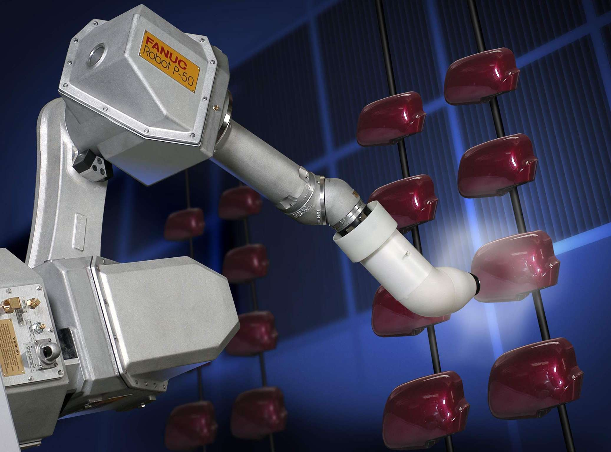 New P 50 Robot Offers Maximum Performance And Affordable