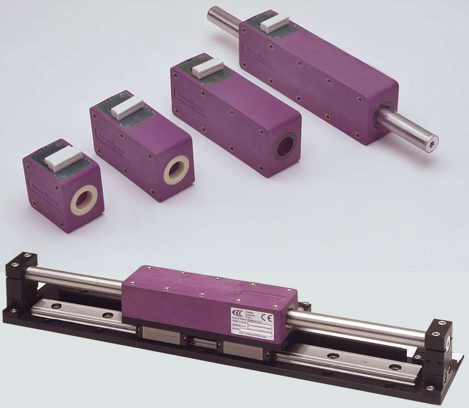 direct drive micro linear motor excels at the repetitive