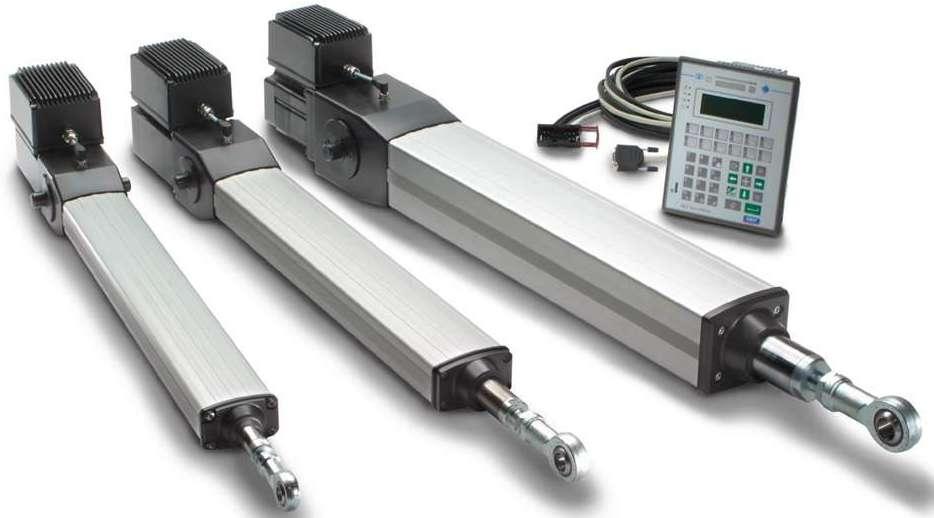 Skf Servomove Systems For Industrial Servo Applications