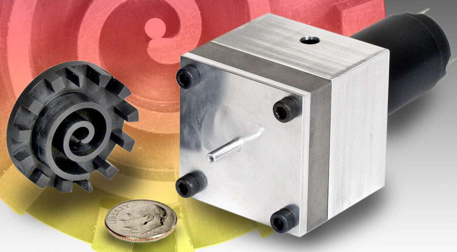 how to make a small vacuum pump