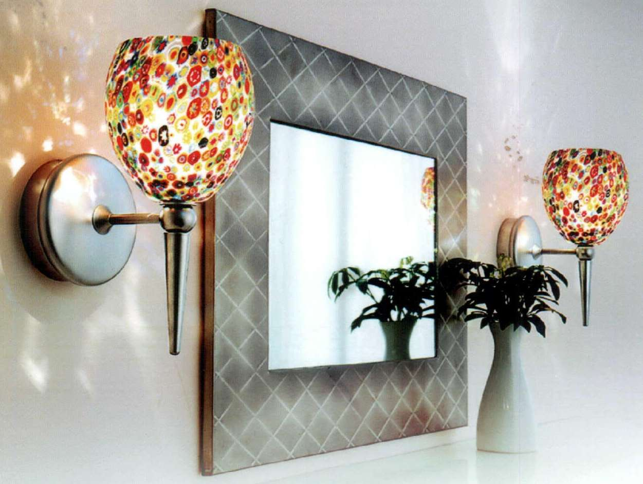 Modern Design Wall Sconces : W.A.C. Lighting Debuts Striking Wall Sconces, New Glass Companions for Decorative Ceiling ...