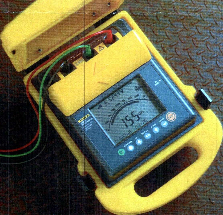 Fluke Low Resistance Ohmmeter : Ohmmeter low resistance fluke meters