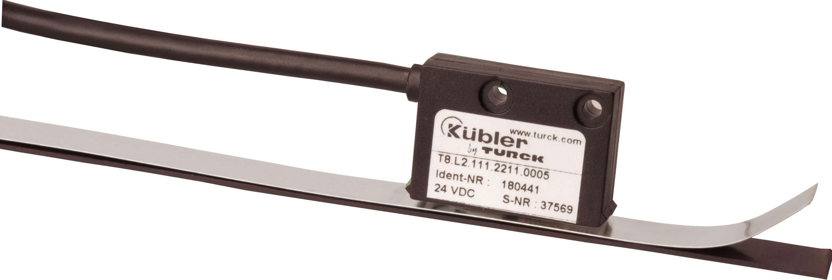 Linear Measuring Devices : Introducing kübler by turck s new linear measurement system