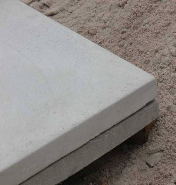 Cellular Lightweight Concrete : New lightweight cellular concrete equipment pads