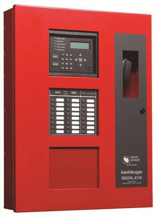 Silent Knight Introduces Fully Integrated Fire Alarm And